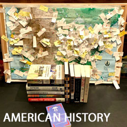 American History books