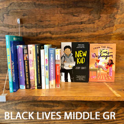 Middle Grade Antiracism & Social Justice Stories