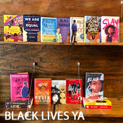 YA Antiracism & Social Justice Stories