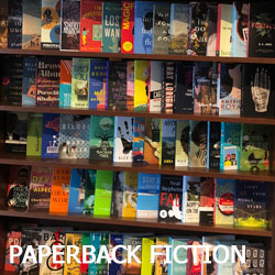 New paperback fiction